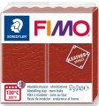 FIMO leather effect miedziano rdzawy 749