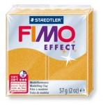 MODELINA  FIMO 57g EFFECT METALICZNA -11 gold